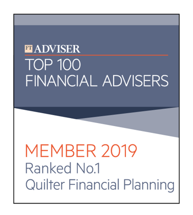 Top 100 Financial Advisers Logo
